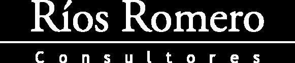 Logotipo Rios Romero Consultores