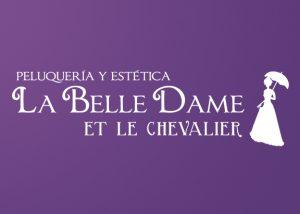 logotipo de la belle dame et le chevalier
