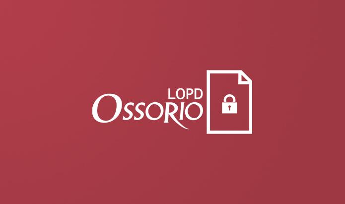 logotipo de ossorio